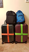 El siguiente paso seria ir preparando la maleta y todo lo que nos hará falta en el viaje.