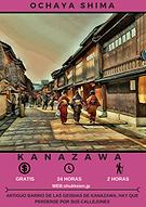 KANAZAWA OCHAYA SHIMA