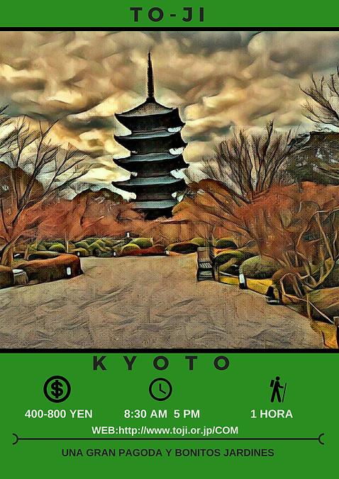 Tō-ji 東寺