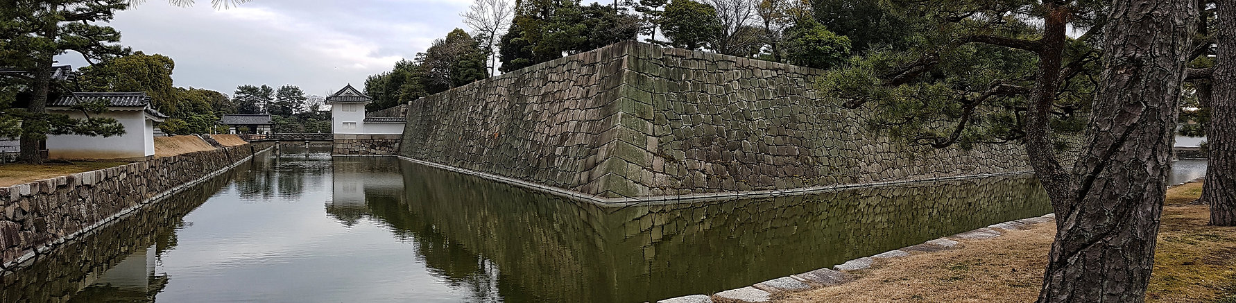 nijo castle, castillo nijo kioto,  kyoto