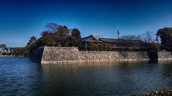 castillo hiroshima, hiroshima castle