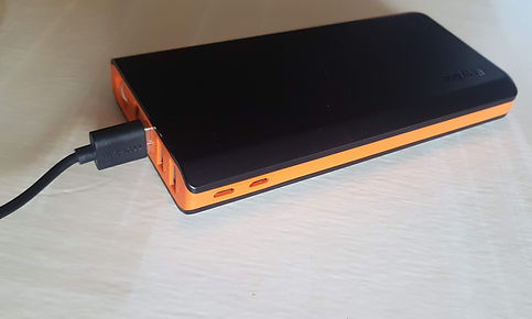 bateria auxiliar  movil