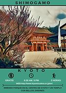 KYOTO SHIMOGAMO