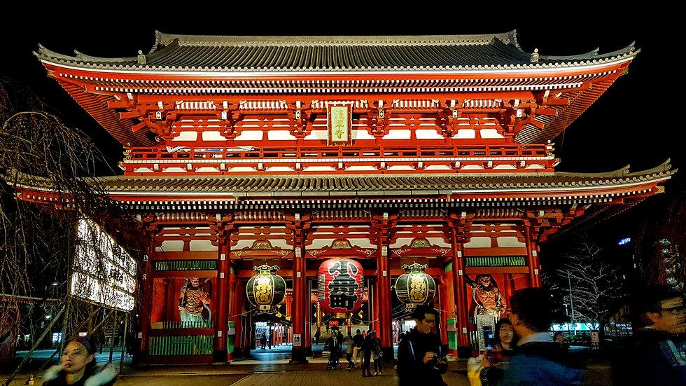 senso-ji, tokio tokyo