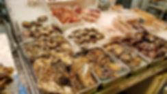 nishiki market, mercado nishiki, kioto, kyoto, japon, japan
