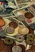Monedas y billetes japon