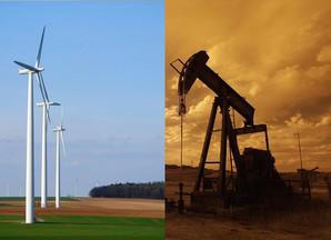 Is hernieuwbare energie in staat het fossiele brandstofverbruik terug te dringen ?