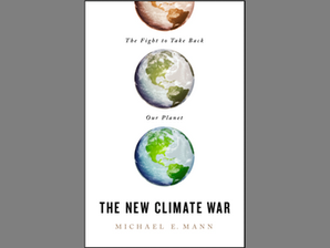 "If you read just one climate book this year, read ""The New Climate War"""