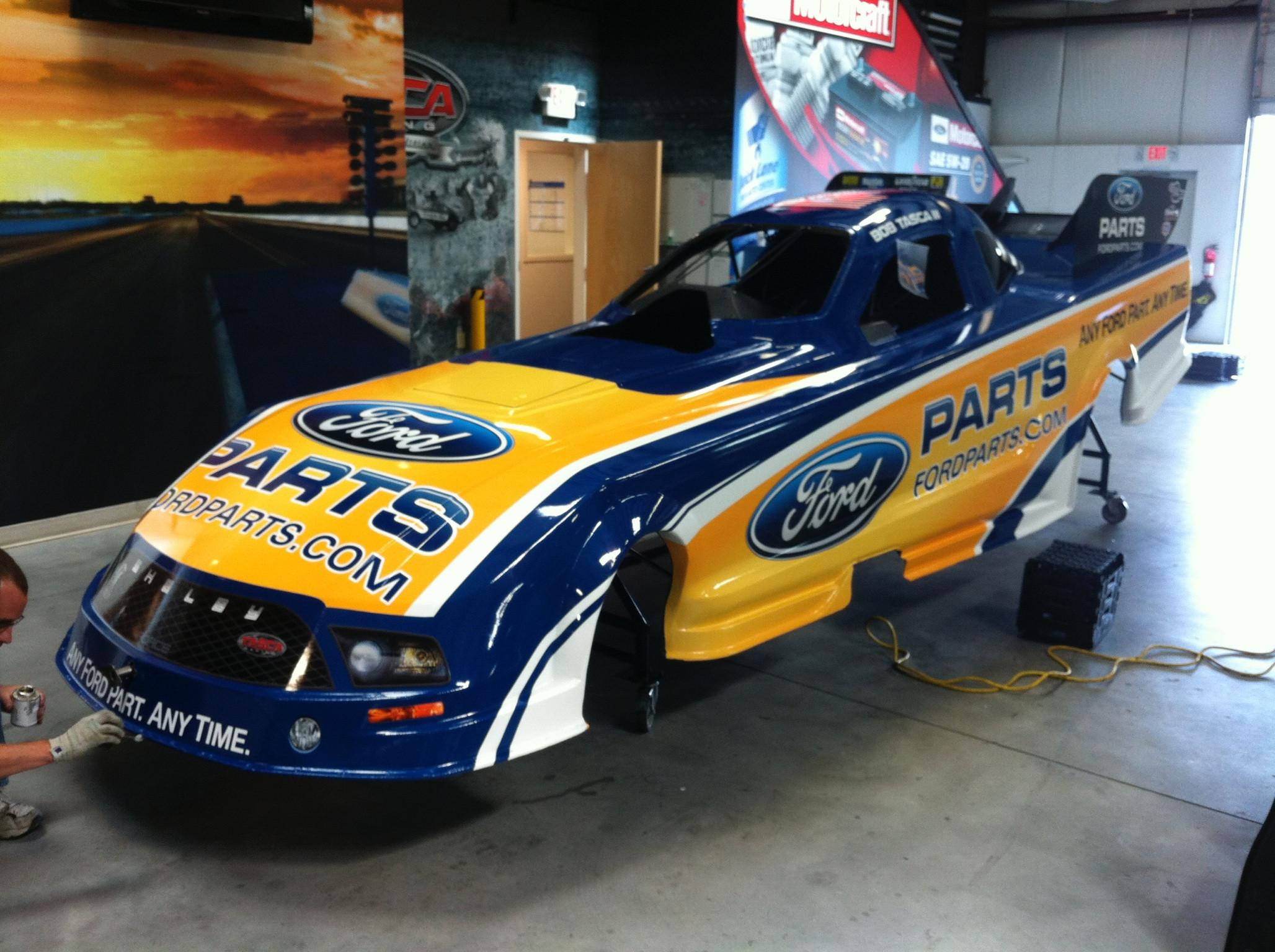 Motorsport Graphics