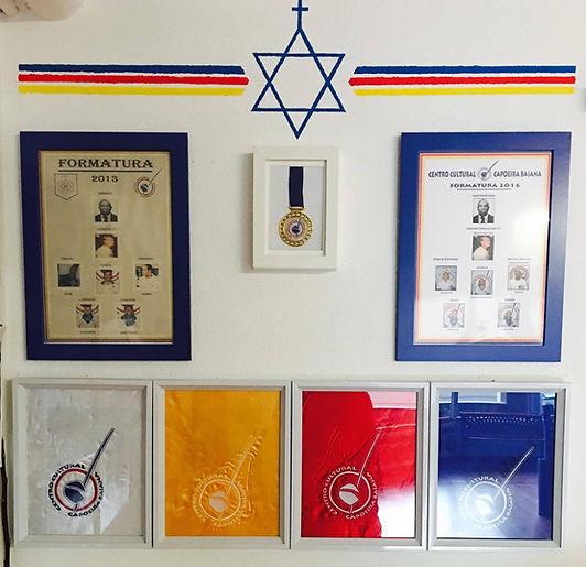 Simbologia y jerarquia do CCCB