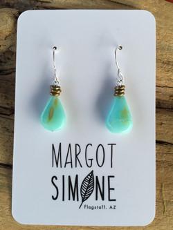 Small Opal Drops #G19