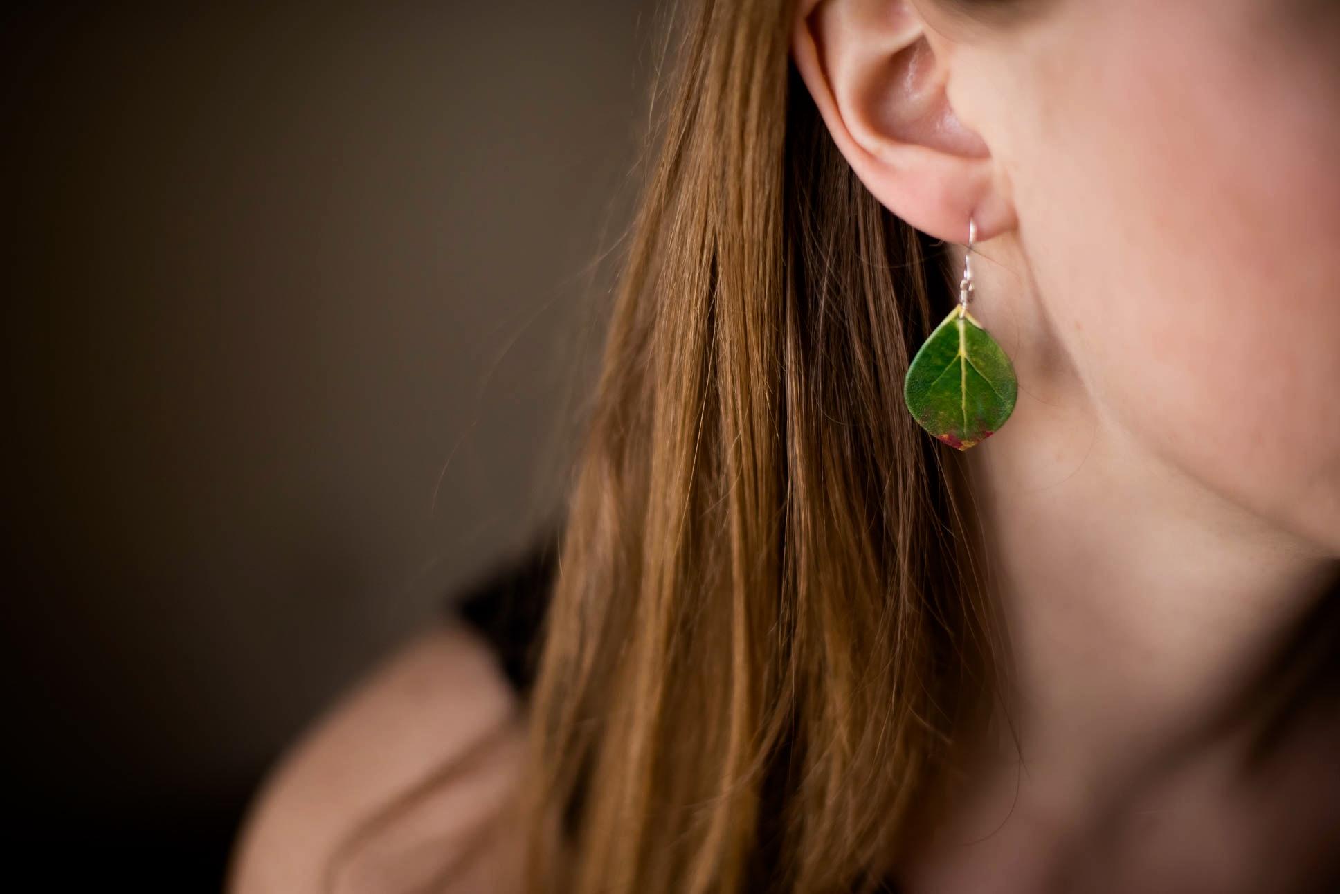 Green Aspen Drop #E30