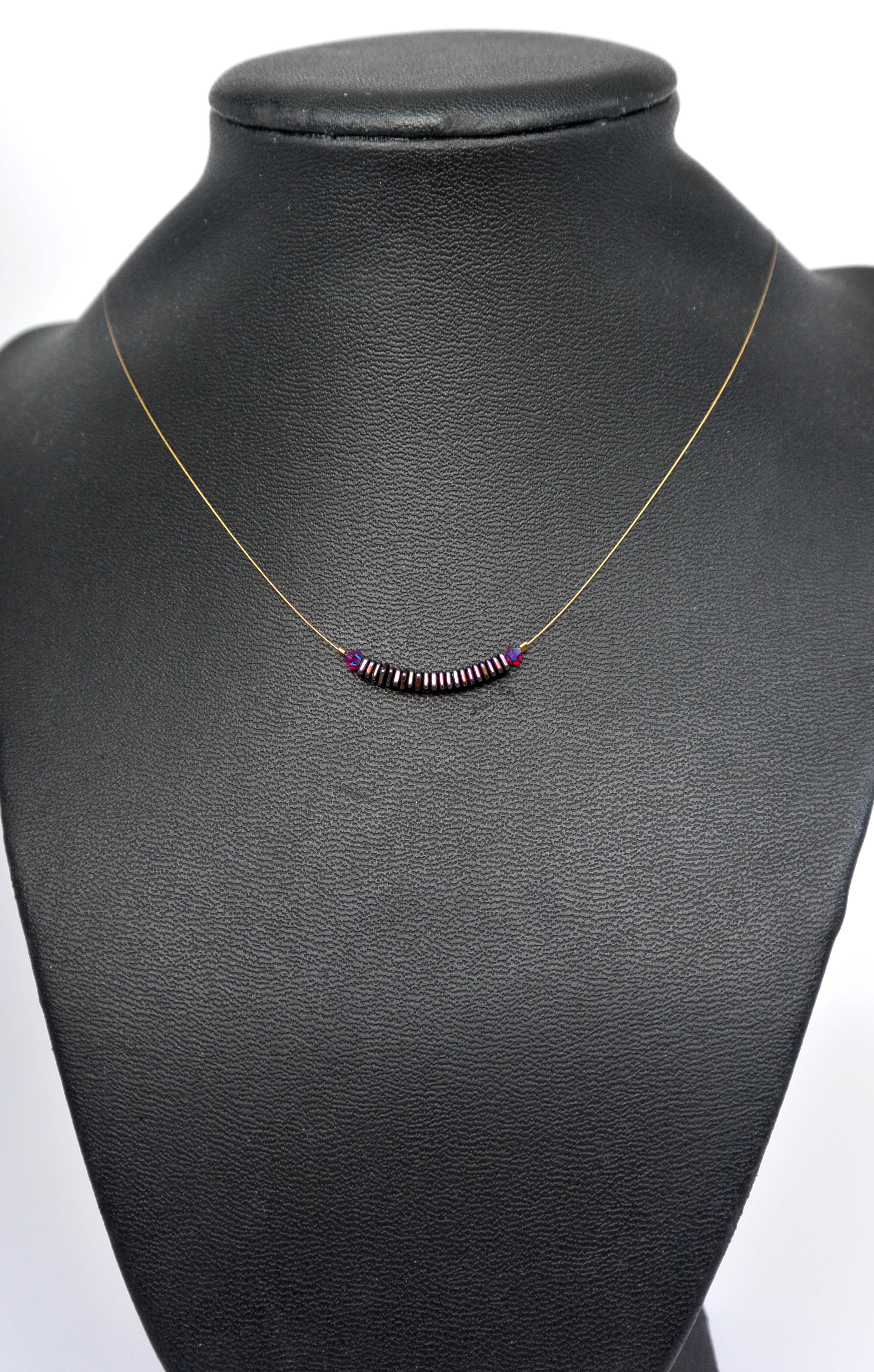 Purple Hematite #N17
