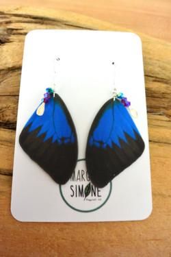Blue Wings #E91