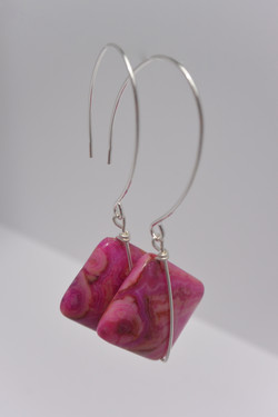 Pink Crazy Lace Agate #G28