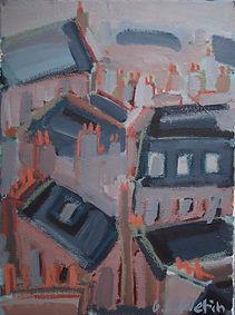 peinture tableau art Guillaume Lemay Guerin G.L.Guerin