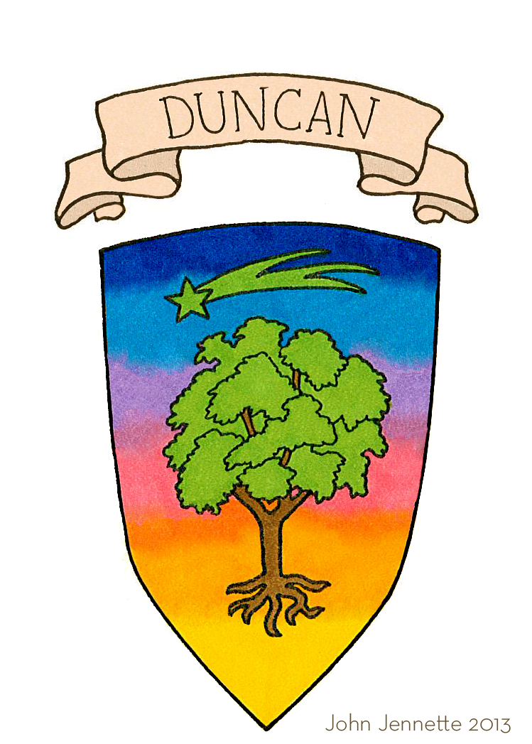 Duncan the Tall