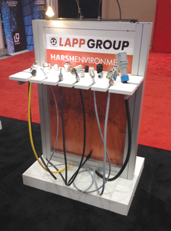 Trade show product display