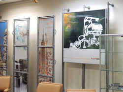 Sales Room Graphics