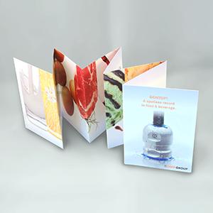 Food & Beverage foldout
