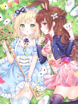 Dokomi Wonderland Illust small.png