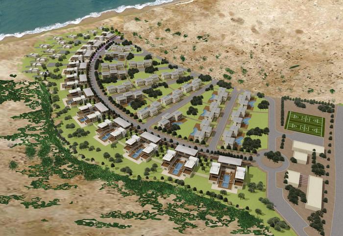 כפר נופש - קפריסין
