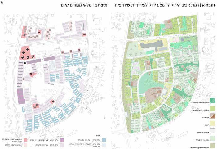 רמת אביב הירוקה, תל אביב