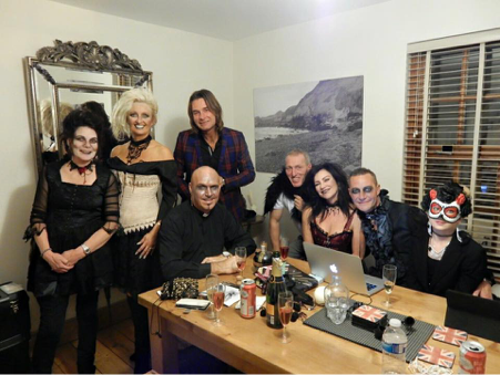 Goth Weekend with some fantastic friends