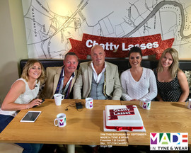 GUEST ON TV's CHATTY LASSES