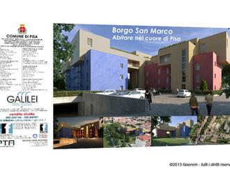 Borgo San Marco – Abitare nel cuore di Pisa