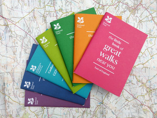 National Trust walking booklets