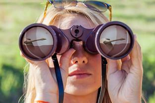 WWT binoculars