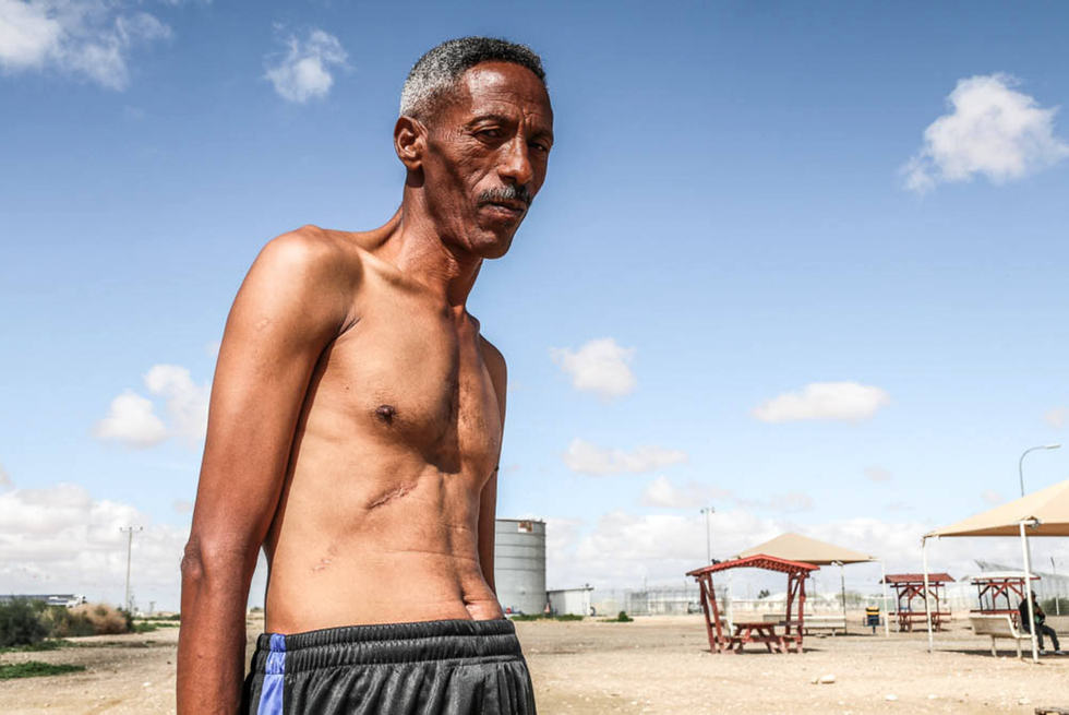 L'interminable errance des migrants africains en Israël