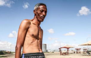 [Middle East Eye] - EN IMAGES : L'interminable errance des migrants africains en Israël
