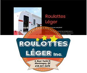 ROULOTTES LÉGER