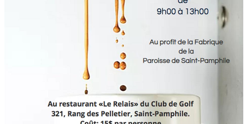 Brunch   Paroisse Saint-Pamphile