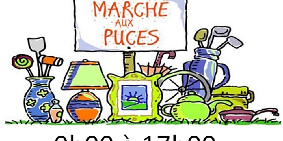 Marché aux Puces 8-9 septembre 2018