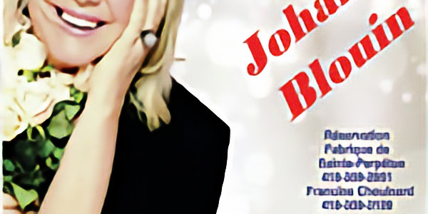 Johanne Blouin   Concert de Noël