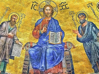 LE CHRIST, ROI DE L'UNIVERS