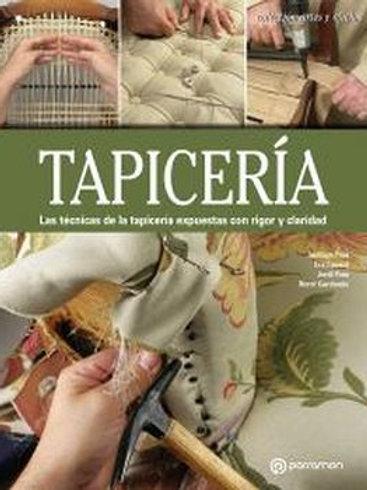 Tapiceria (Rustica con solapa)