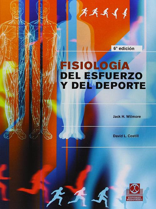 Fisiología del esfuerzo y del deporte 6a edición (Cartoné y color)