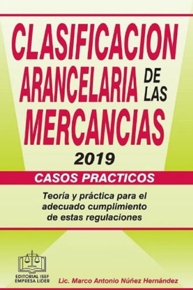 CLASIFICACIÓN ARANCELARIA 2019