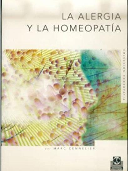 Alergia y la homeopatía