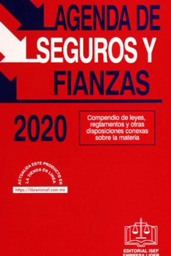 AGENDA DE SEGUROS Y FINANZAS 2020