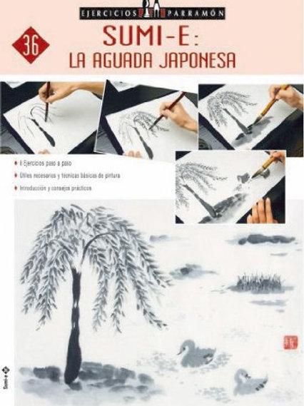Sumi-e la aguada japonesa