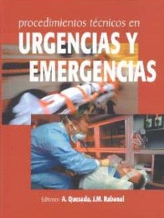 Procedimientos Técnicos en Urgencias y Emergencias