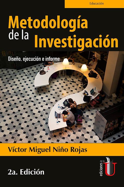 Metodología de la Investigación 2da Edición