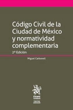 CODIGO CIVIL DE LA CIUDAD DE MÉXICO