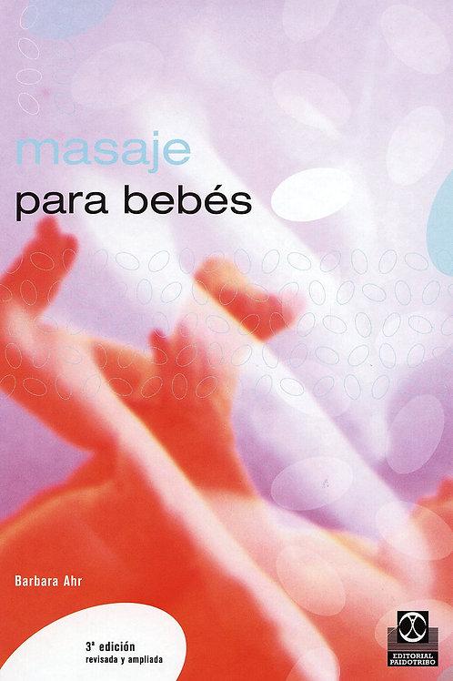 Masaje para bebés (cartoné y color)+póster