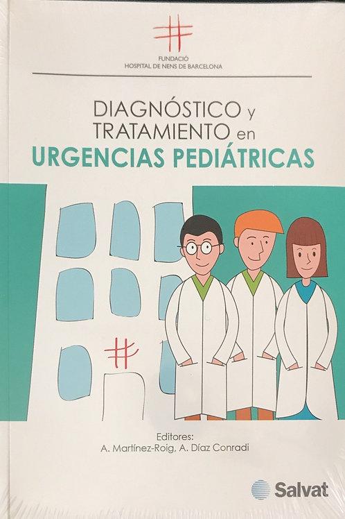 Diagnóstico y tratamiento en urgencias pediátricas. Hospital de Nens